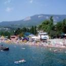 Пляжи Гурзуфа отдых в Крыму