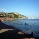 Бесплатные пляжи в Гурзуфе.