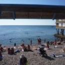 Пляжи пгт. Гурзуф, 11 км от Ялты.