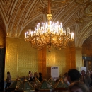 Золотая гостиная Зимнего дворца. Государственный Эрмитаж, Санкт-Петербург.