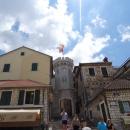 Часовая башня Сахат-Кула – символ города Херцег-Нови.