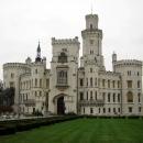 Замок Глубока в Южной Чехии за свое существование сменил более 26 владельцев.