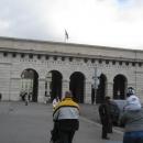 Портал Героев на Площади Героев. Вена. Австрия.