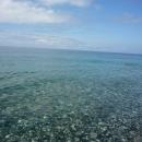 Пляжный отдых в сентябре на курортах Абхазии.