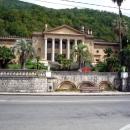 Зимний театр. Гагра. Абхазия.