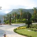 Въезд на территорию отеля PGS Hotel World Palace 5*. Кириш. Турция.
