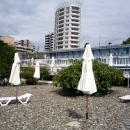 Вид на набережную пансионата Эдем в Сочи.