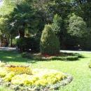 Парк у отеля «Жемчужина» в Сочи.
