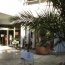 Вход в гостиницу «Жемчужина» в Сочи.