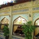 Ресторан «Восточный квартал» у гостиницы «Жемчужина». Сочи.