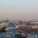 Санкт-Петербург со смотровой площадки Исаакиевского собора.