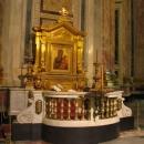 Внутреннее убранство Исаакиевского собора.
