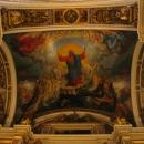 Росписи на стенах и потолке Исаакиевского собора.