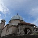 Церковь Божьей Матери на острове Госпа од Шкрпела.