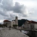 Римско-католическая церковь Богородицы на Рифе на острове в Боко-Которской бухте.