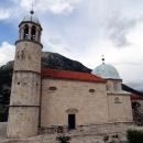 Церковь Марии на Рифе и колокольня на острове «Мадонна на Рифе».