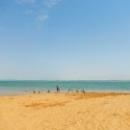 Отдых на Мертвом море в Израиле.