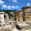 Карфаген – это древнее финикийское государство. Тунис.