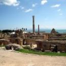 Раскопки Карфагена.