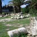 Руины разрушенного города Карфагена, основанного в 814 году до нашей эры.