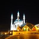 Комплекс мечети Кул-Шариф на территории Казанского кремля: Мечеть Кул-Шариф, Административное здание (пожарная часть).