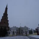 В Казанском кремле расположена резиденция Президента Республики Татарстан.