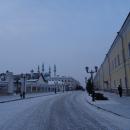 Казанский Кремль с 2000 года включен в Список всемирного культурного и природного наследия ЮНЕСКО.