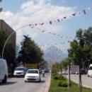 Главная улица Кемера – Бульвар Ататюрка названа в честь основателя Турции.