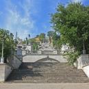 Керчь, Лестница на гору Митридат