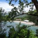 Вид на «Пляж Короля» в Милочере.