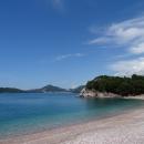 Самый известный пляж Черногории находится на курорте Милочер – «Пляж Короля» (Королевский Пляж).