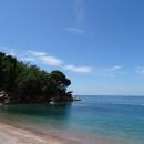 «Королевский пляж» или «пляж Короля» в Милочере. Черногория.