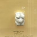 Женская статуэтка из мергеля (22 тыс. лет) в музее «Костёнки».