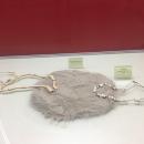Ожерелья из слоя с вулканическим пеплом 40 тысяч лет. Музей «Костёнки».