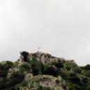 Крепость Святого Иоанна в Которе. Черногория.