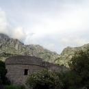 Бастион Кампана (XIII-XIX) у реки Шкудра в Которе.