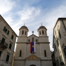 Православная церковь Святого Николая (1902 г.) в Которе.