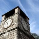 Часовая башня (1602 год) в Которе.