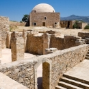 Венецианская крепость Фортецца на Крите