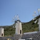 Ветряные мельницы на острове Крит