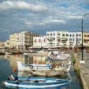 Город-курорт Ханья на острове Крит