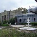Воронцовский дворец в Крыму. Алупка.