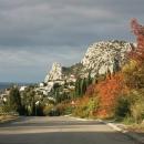 Гора Кошка - курорт Симеиз