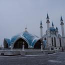 Комплекс мечети Кул-Шариф включает в себя: Мечеть Кул-Шариф, Административное здание (пожарная часть) и памятный камень, посвященный закладке мечети.