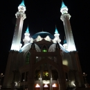 Мечеть Кул-Шариф в Казанском Кремле.