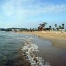 Пляж в Ла Пинеда La Pineda