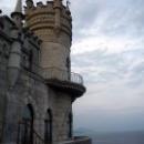Ласточкино гнездо - замок в готическом стиле.