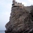 Ласточкино гнездо - визитная карточка Крыма.