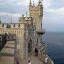 Ласточкино гнездо - главная достопримечательность Крыма.