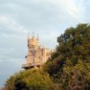 Ласточкино гнездо, поселок Гаспра, Крым.